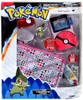 Pokemon Black & White Pokedex Training Kit [Axew]