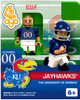 University of Kansas Jayhawks NCAA Generation 1 Series 1 Jayhawks Minifigure