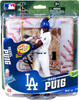 McFarlane Toys MLB Los Angeles Dodgers Sports Picks Series 32 Yasiel Puig Action Figure