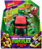 Teenage Mutant Ninja Turtles Nickelodeon Dojo Raphael Action Figure