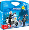 Playmobil Police Carry Case Set #5891