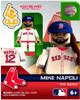 Boston Red Sox MLB Getbeard Mike Napoli Minifigure GETBEARD [The Siesta]