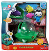 Fisher Price Octonauts Mission Vehicle GUP-E & Peso Playset