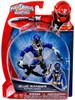 Power Rangers Super Megaforce Blue Ranger Action Hero Action Figure