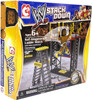 WWE Wrestling C3 Construction WWE StackDown Kofi Kingston's Ladder Match Set #21002