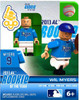 Tampa Bay Rays MLB 2013 AL Rookie of the Year Wil Myers Minifigure
