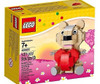 LEGO Valentine's Day Teddy Bear Set #40085