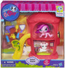 Littlest Pet Shop Bobble In Style Hydrant Hangout Figure Set