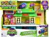 Teenage Mutant Ninja Turtles TMNT Half Shell Heroes Super Sewer HQ with Mikey & Splinter Action Figure Playset