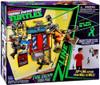 Teenage Mutant Ninja Turtles Nickelodeon Fire Escape Free Fall Playset