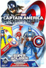 The Winter Soldier Super Soldier Gear Shield Blitz Captain America Action Figure