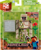 Minecraft Overworld Iron Golem Action Figure