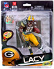McFarlane Toys NFL Green Bay Packers Sports Picks Series 34 Eddie Lacy Action Figure [Green Bay Packers]