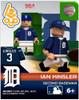 Detroit Tigers MLB Generation 2 Series 1 Ian Kinsler Minifigure
