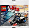 The LEGO Movie Super Secret Police Enforcer Exclusive Mini Set #30282 [Bagged]