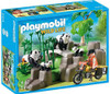 Playmobil Wild Life Pandas in Bamboo Forest Set #5414