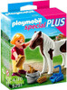 Playmobil Special Plus Girl with Pony Set #5291