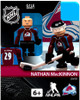 Colorado Avalanche NHL Generation 1 Series 1 Nathan MacKinnon Minifigure
