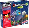 K'NEX Angry Birds Ice Bird Vs Snowman Pig Set #72003