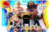WWE Wrestling Slam City Brock Lesnar vs Mark Henry Action Figure 2-Pack