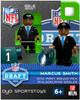 Philadelphia Eagles NFL 2014 Draft First Round Picks Marcus Smith Minifigure