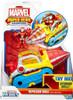 Marvel Playskool Heroes Super Hero Adventures Repulsor Drill with Iron Man Mini Figure Set