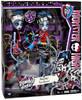 Monster High Zombie Shake Meowlody & Purrsephone 10.5-Inch Doll 2-Pack