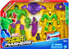 Marvel Super Hero Mashers Battle Mash Pack Hulk Vs Loki Action Figure 2-Pack