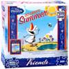 Disney Frozen Olaf Celebrate Summer 300 Pieces Puzzle [300 Pieces]