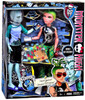 "Monster High Manster Deuce Gorgon & Gillington ""Gil"" Webber Exclusive 10.5-Inch Doll 2-Pack"