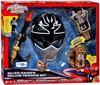 Power Rangers Super Megaforce Silver Ranger Deluxe Training Set Exclusive Roleplay Toy