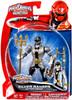Power Rangers Super Megaforce Silver Ranger Action Figure [Action Hero]