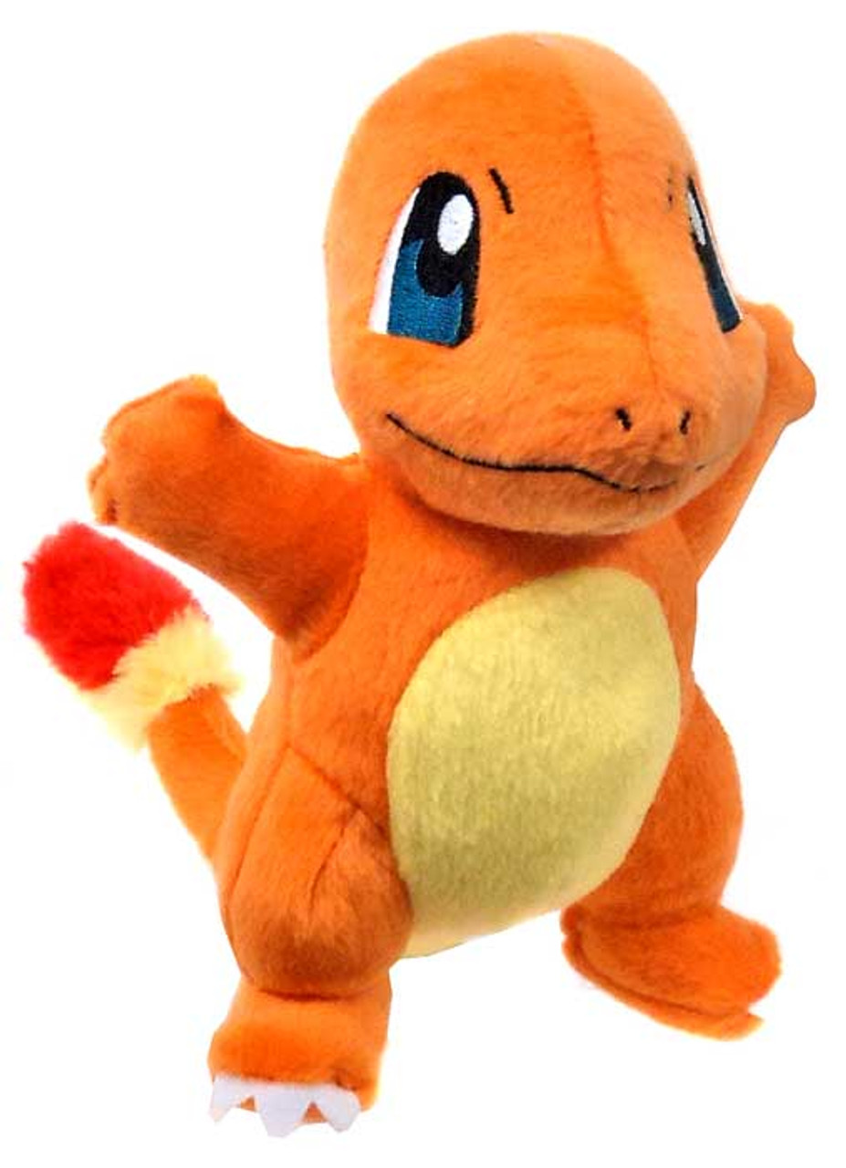 Pokemon XY Charmander 8-Inch Plush