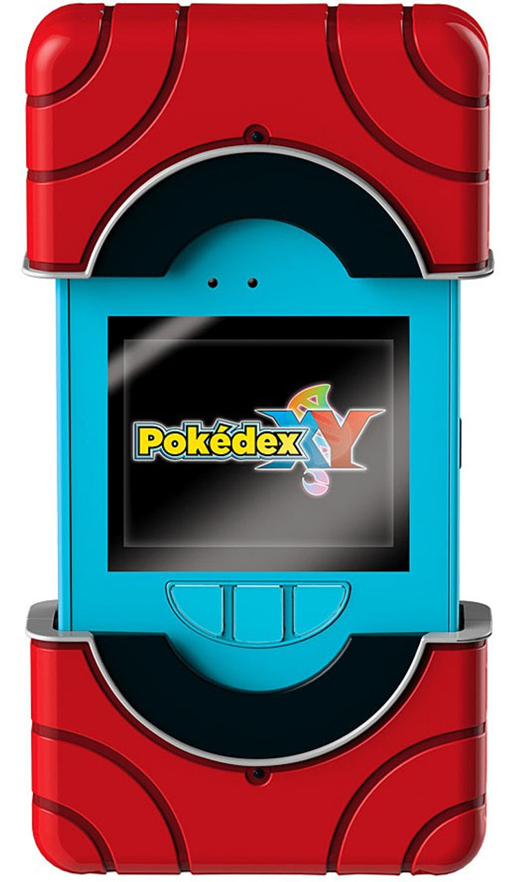 Pokemon XY Interactive Pokedex Tomy - ToyWiz