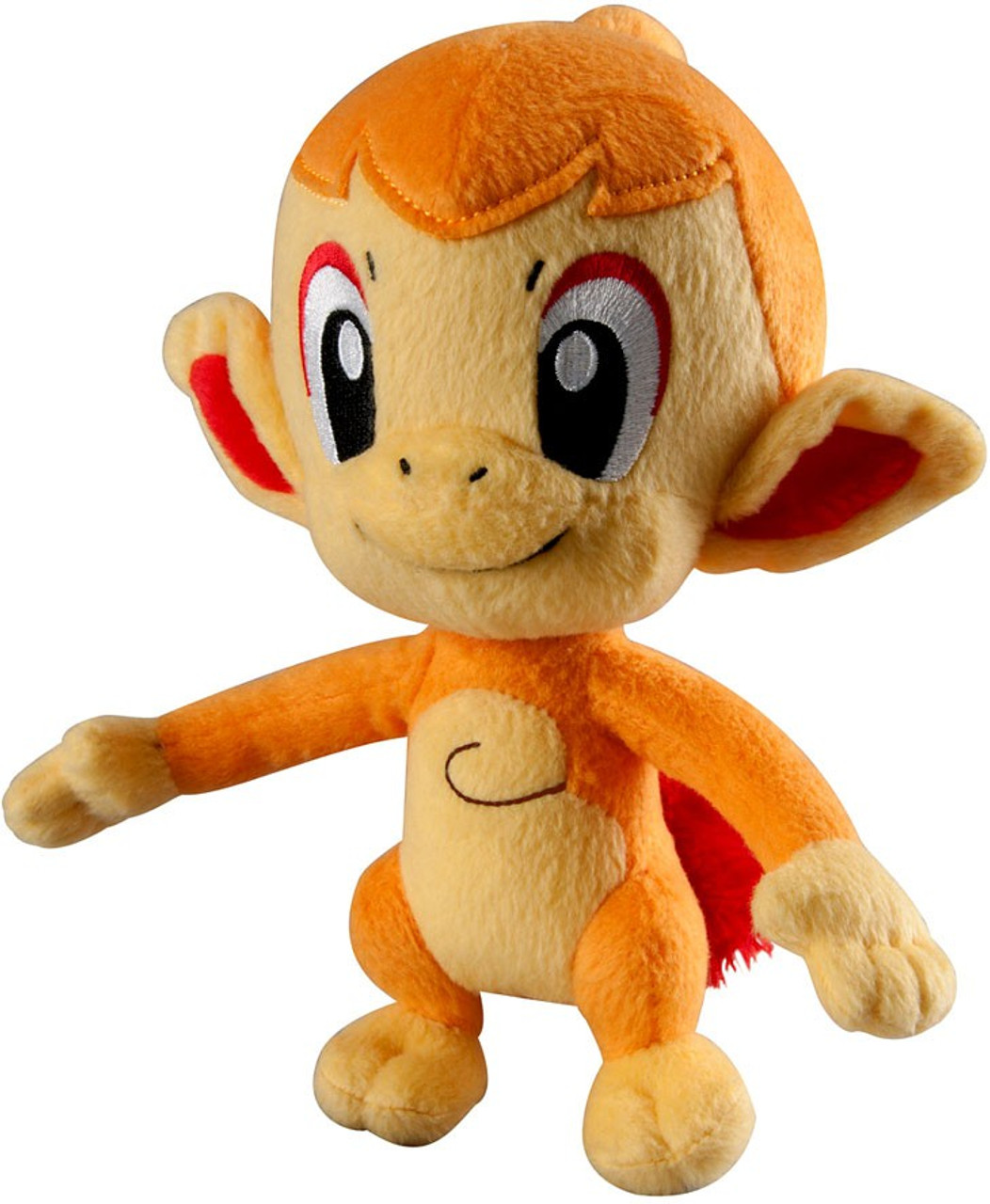 Pokemon TOMY Chimchar 8-Inch Trainer's Choice Plush
