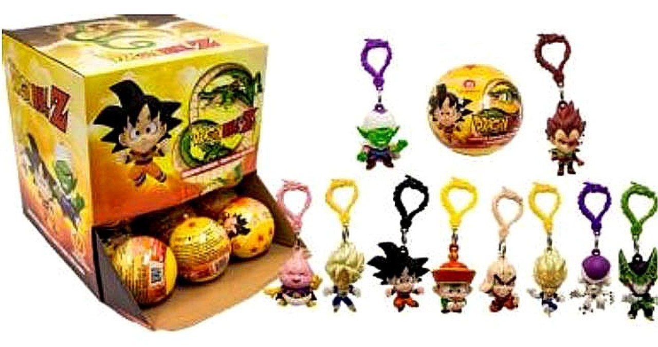Dragon Ball Z Dragon Ball Z Hanger Mystery Box 30 Packs