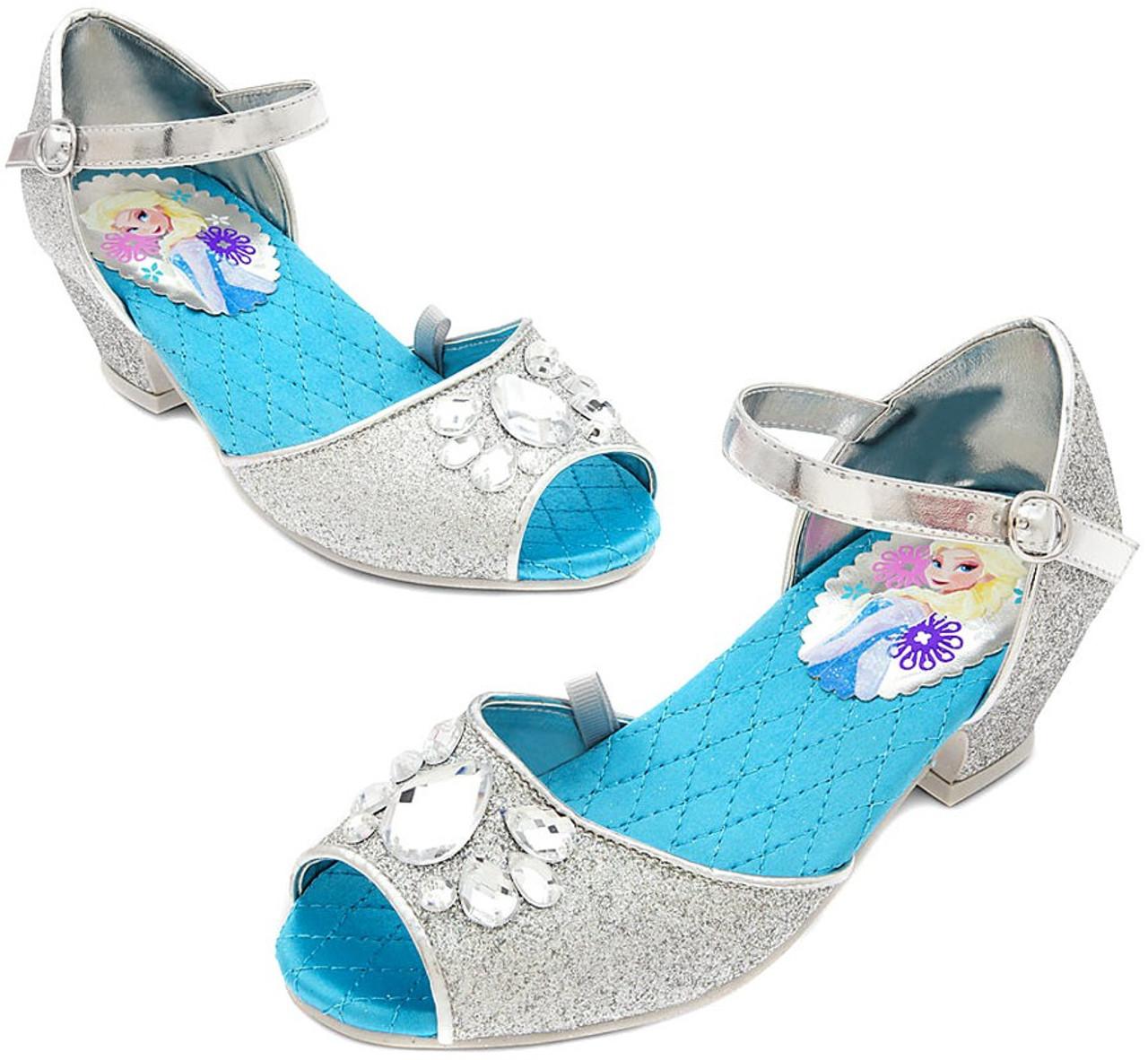 Frozen Elsa Shoes Size