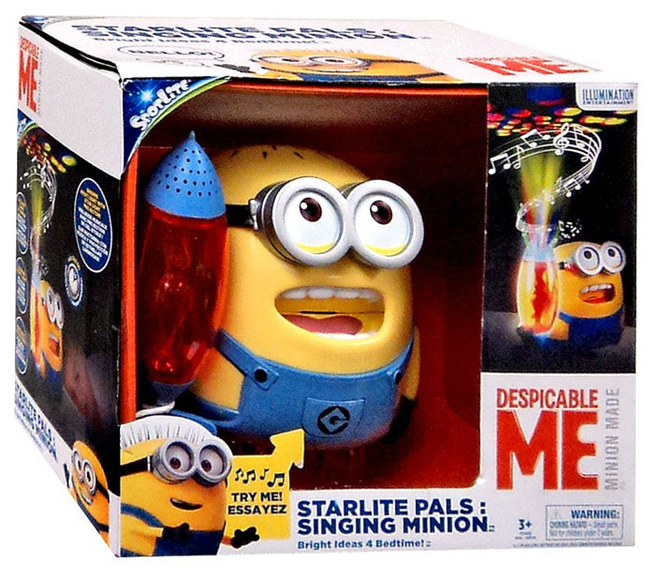 Despicable Me Minions Movie Starlite Pals Singing Minion 7