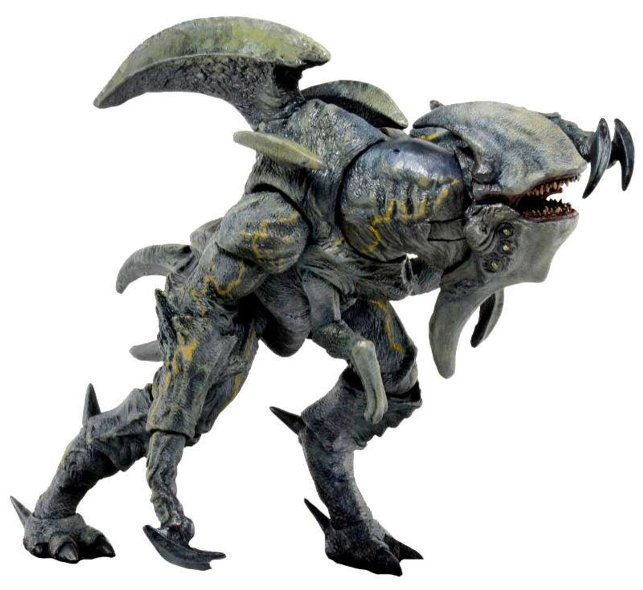 NECA Pacific Rim Kaiju Mutavore 7 Action Figure - ToyWiz Pacific Rim Kaiju Category 3