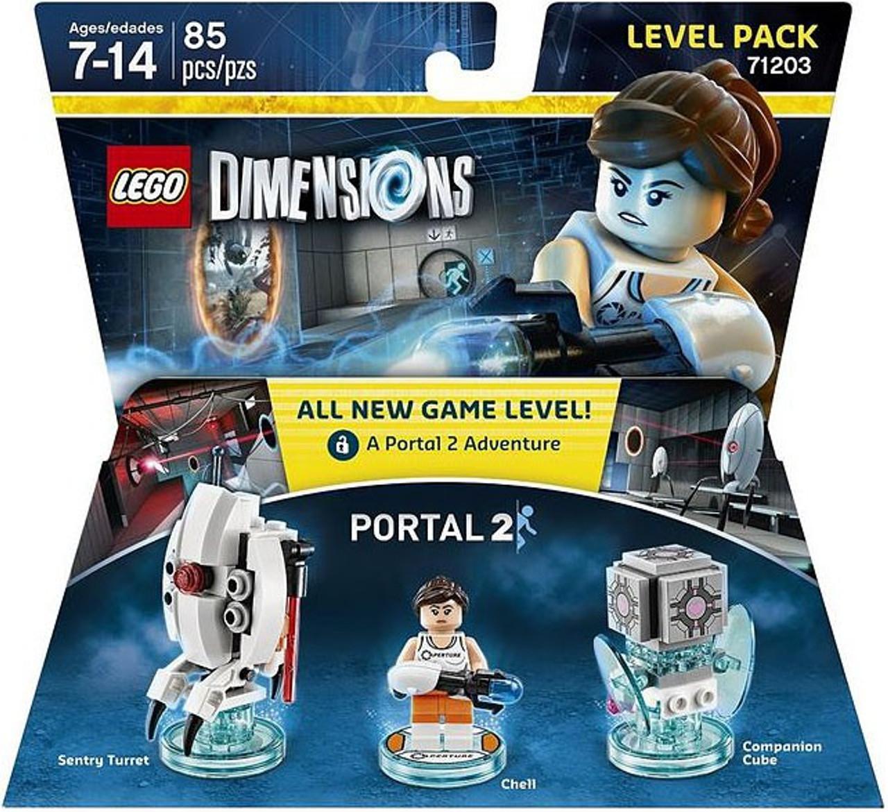 lego dimensions benny instructions