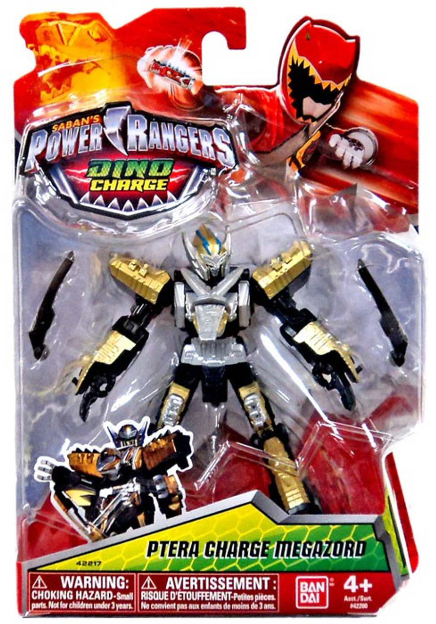 Power rangers dino charge ptera charge megazord 5 action figure bandai toywiz - Sonic power rangers dino charge ...