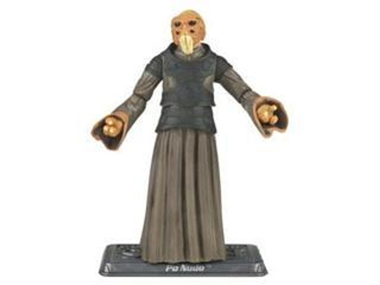 Star Wars Revenge of the Sith 30th Anniversary 2008 Wave 1 Separatist Po Nudo Action Figure #7