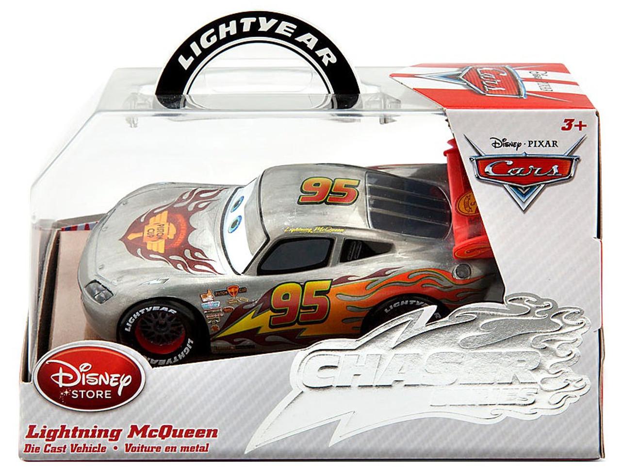 Disney Cars Diecast: Disney Pixar Chaser Series Lightning McQueen 143 Diecast