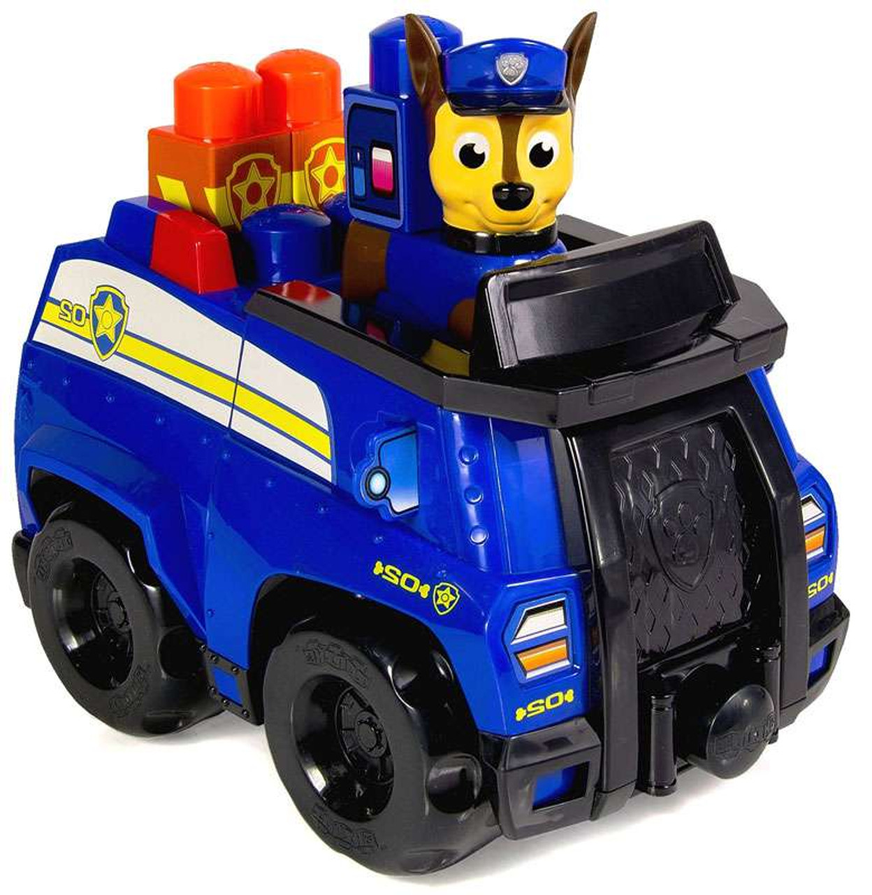 Paw Patrol Ionix Jr Chases Cruiser Vehicle