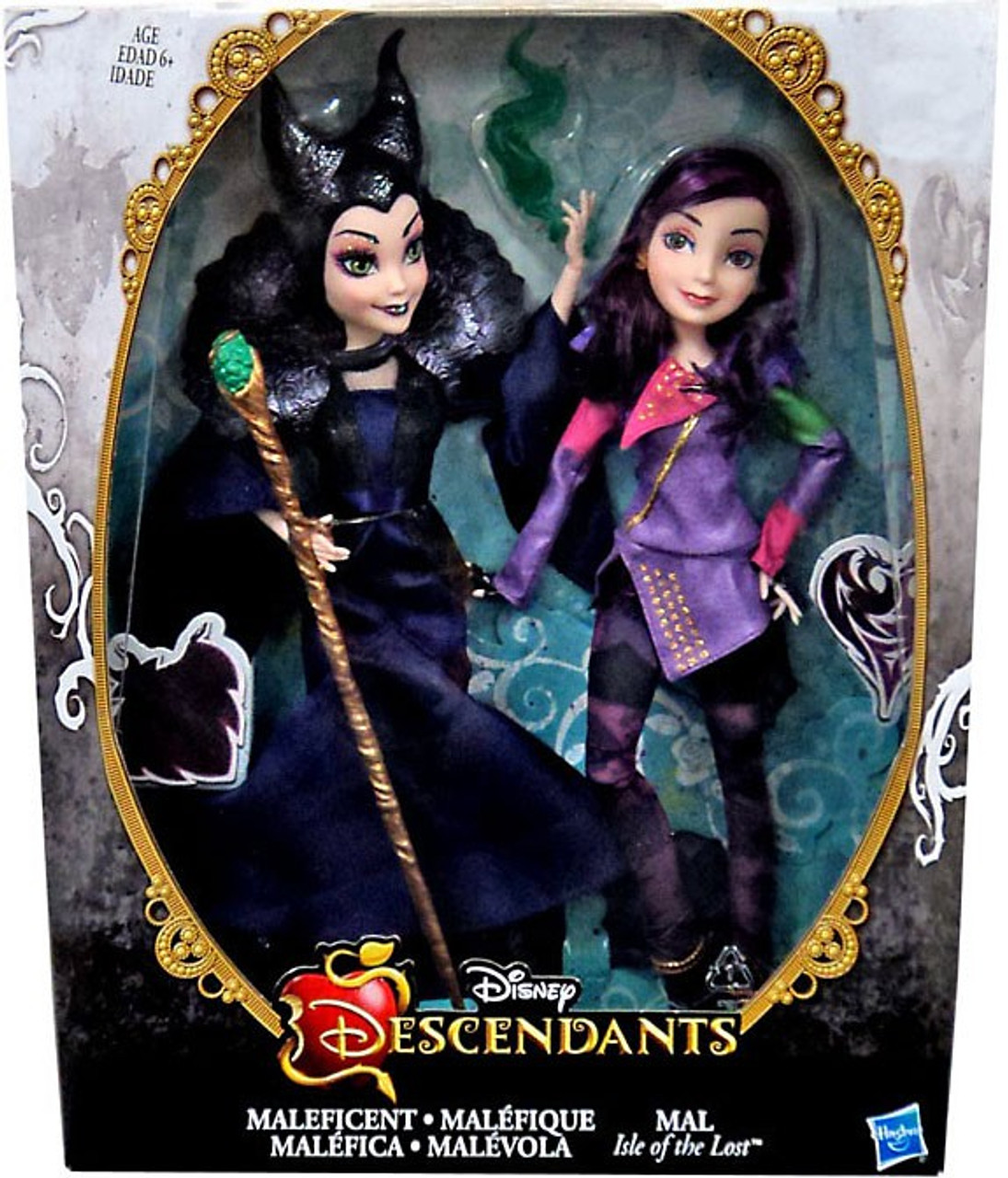 Build A Bear Maleficent