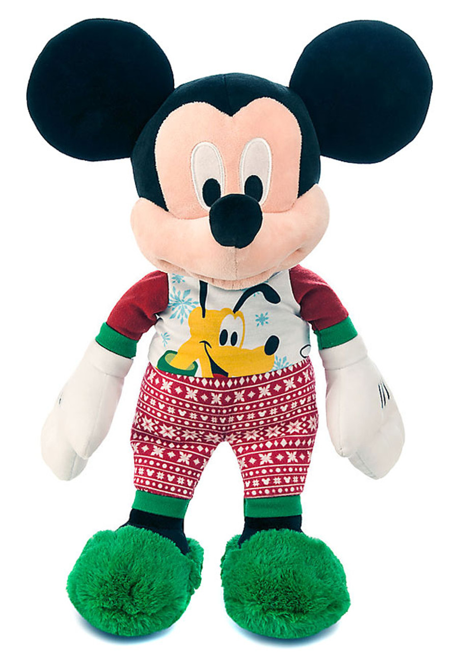 Disney Mickey Mouse Mickey Mouse Holiday Pajamas Exclusive ...