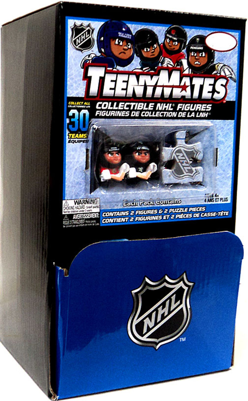 Nhl Teenymates Series 2 Goalies Mystery Box 32 Packs Party