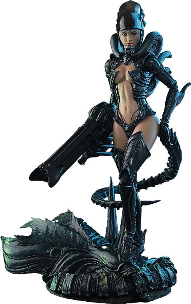 Hot Angel Series Alien Girl 1/6 Collectible Figure