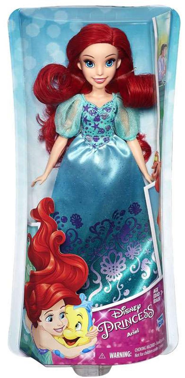 Disney Princess Royal Shimmer Ariel 11 Doll Hasbro Toys ...