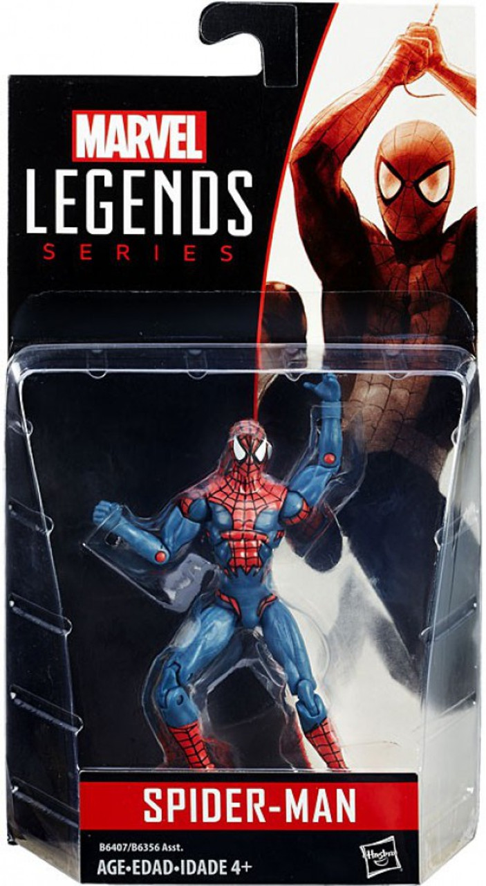 marvel marvel legends 2016 series 1 spider man action figure house of m hasbro toys toywiz. Black Bedroom Furniture Sets. Home Design Ideas